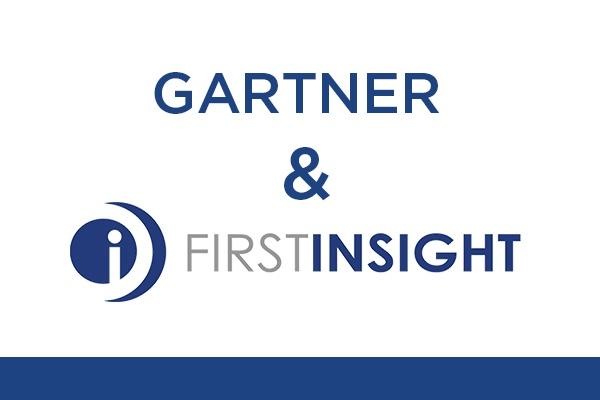 First Insight Named a Representative Vendor in Gartner's 2017 Market Guide