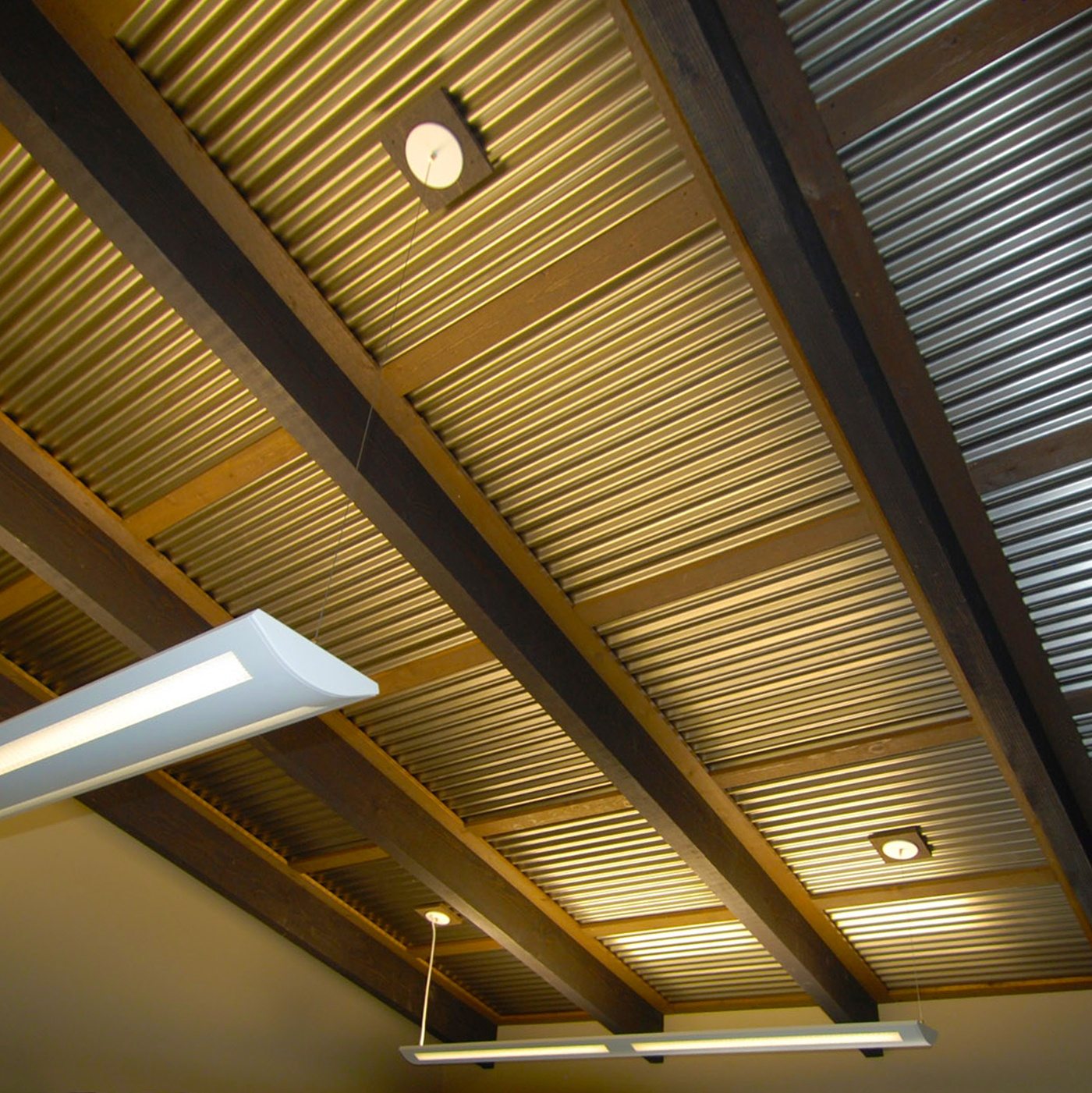 Metal Panel Systems For Roofing Siding And Interior