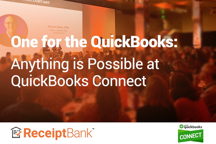 One for the QuickBooks: Anything is Possible at QuickBooks