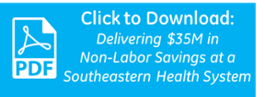 Non-Labor Expense Reduction