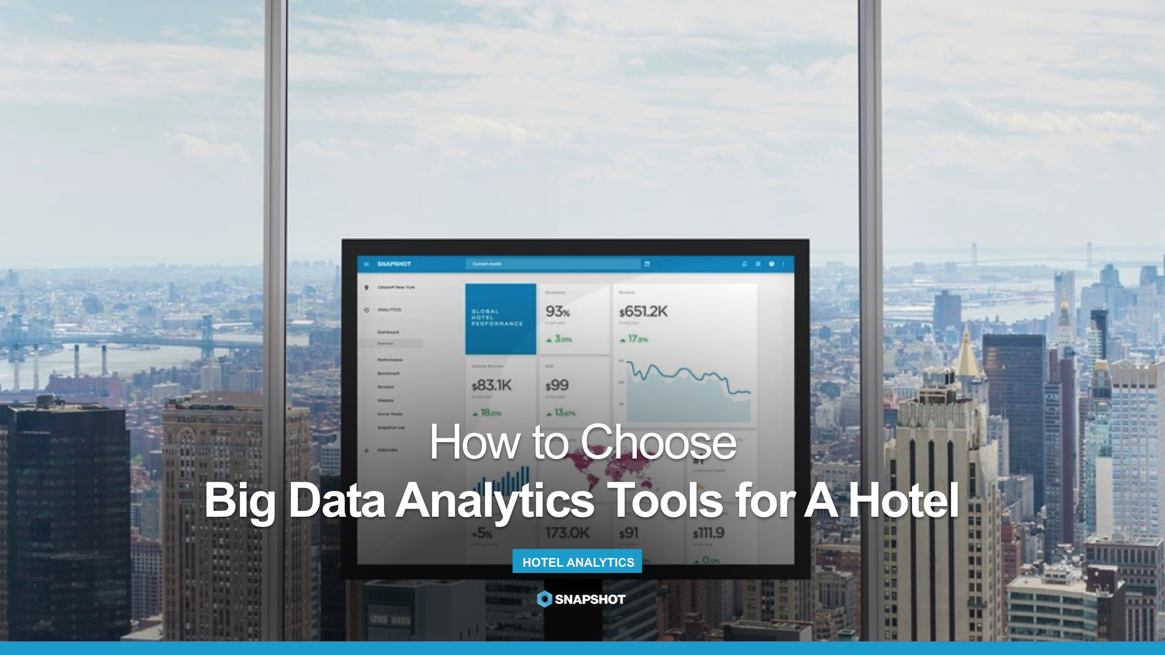 How to Choose Big Data Analytics Tools for a Hotel