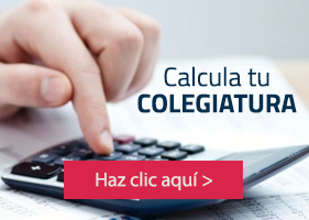 UP - Calcula tu colegiatura