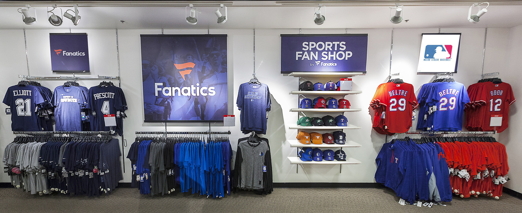 Fanatics Launches Sports Fan Shops in 325 JCPenney Locations