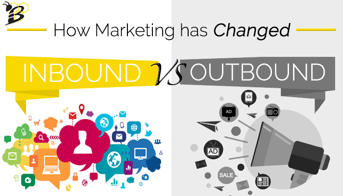 How Marketing has Changed: Inbound vs Outbound Marketing