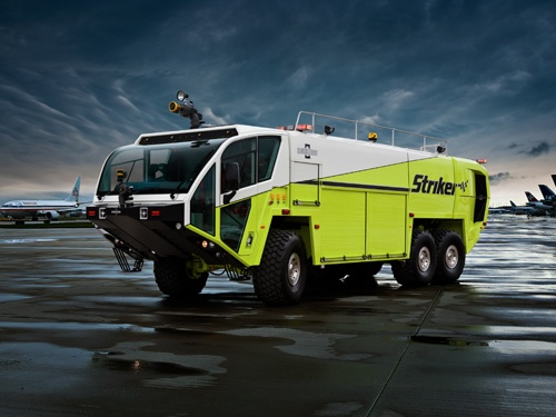 oshkosh striker 4500 ARFF 8x8 | Texas Fire Trucks