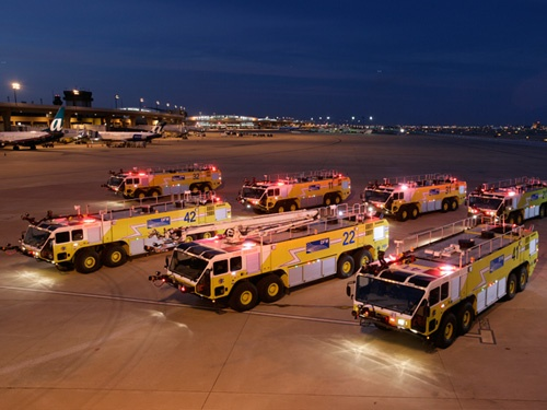 Oshkosh Striker 6x6 | Airport Fire Trucks | ARFF