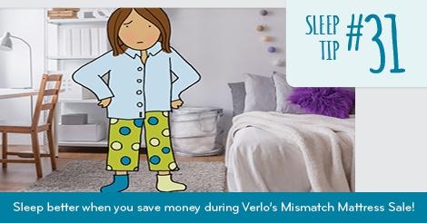 Time For Verlo s Mismatch Mattress Sale