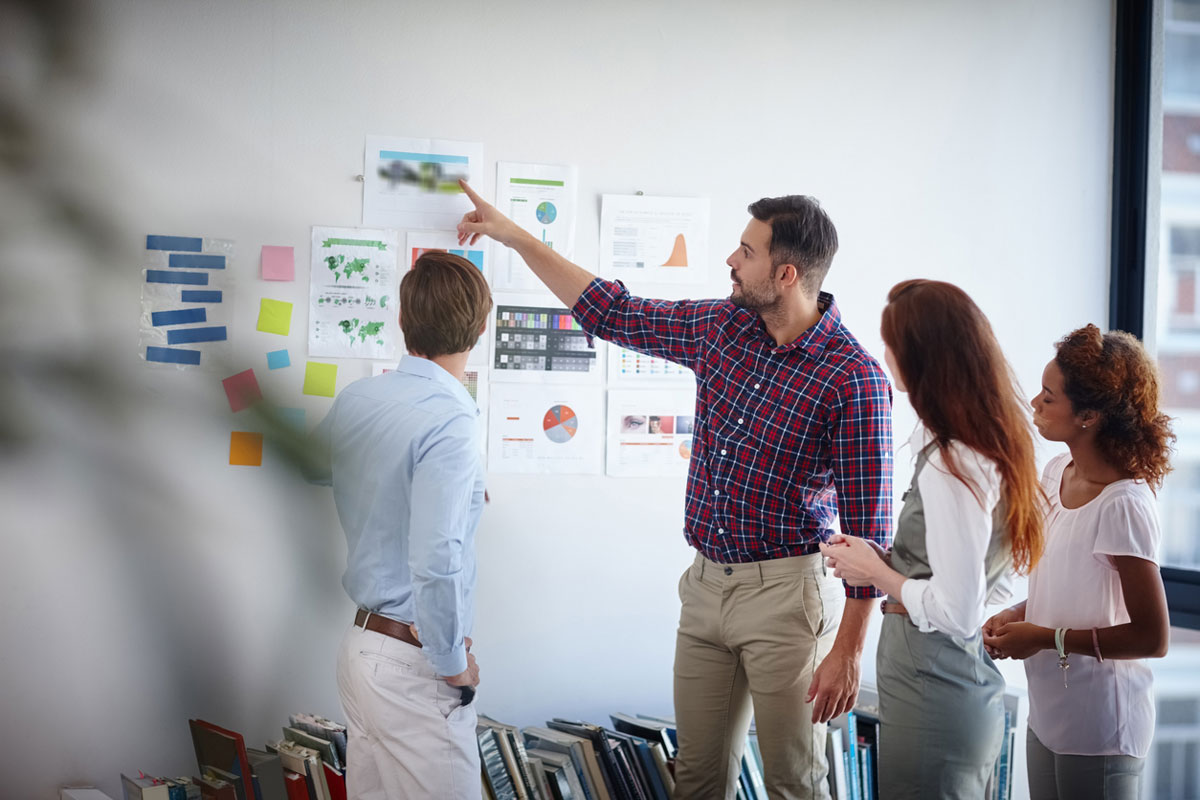 A Simple Sales Enablement Framework