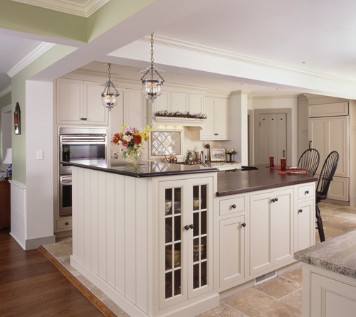 creating the timeless kitchen. Black Bedroom Furniture Sets. Home Design Ideas