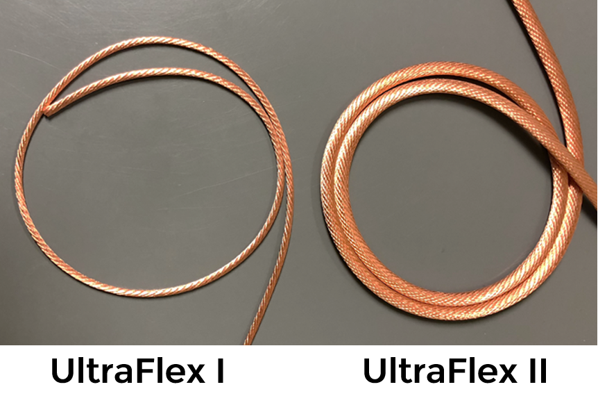 Thermal Straps Copper Thermal Straps Cuts 174