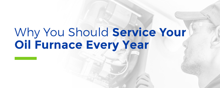 Why You Should Service Your Oil Furnace Every Year