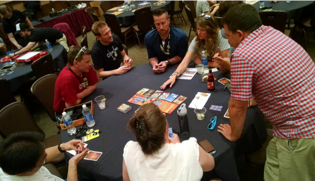 InstructureCon 2015 Gamification Game Night