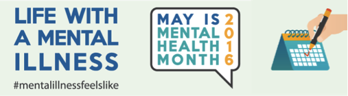 Mental Health Month: Doing Our Part