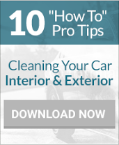 Tips to clean your car interior and exterior