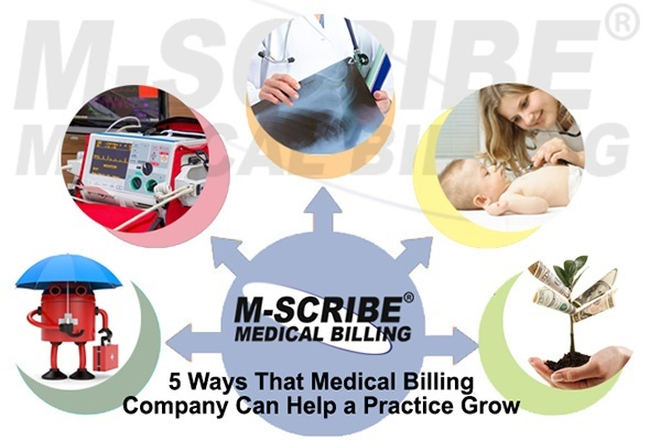 5 Ways Medical Billing Services Can Help a Practice Grow - Featured Image