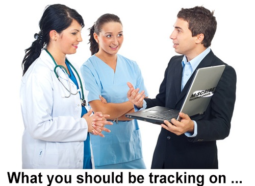 Information Medical Practices Should be Tracking on a Regular Basis - Featured Image