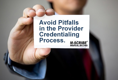How to Avoid Pitfalls in the Provider Credentialing - Featured Image