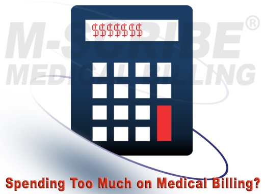 Are You Spending Too Much on Medical Billing Services? - Featured Image