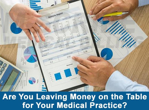 Are You Leaving Money on the Table at Your Medical Practice - Featured Image