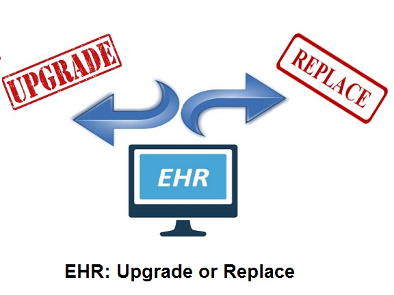 EHR: Knowing when to upgrade and when to switch - Featured Image