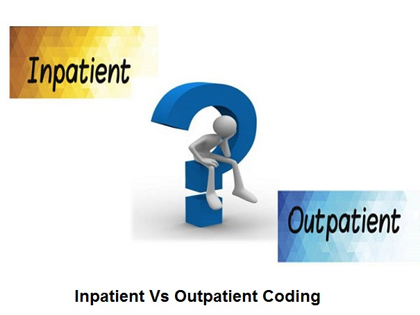 difference between inpatient and outpatient coding Facility outpatient coding libman education elearning the following are selected key differences between inpatient facility coding and outpatient.