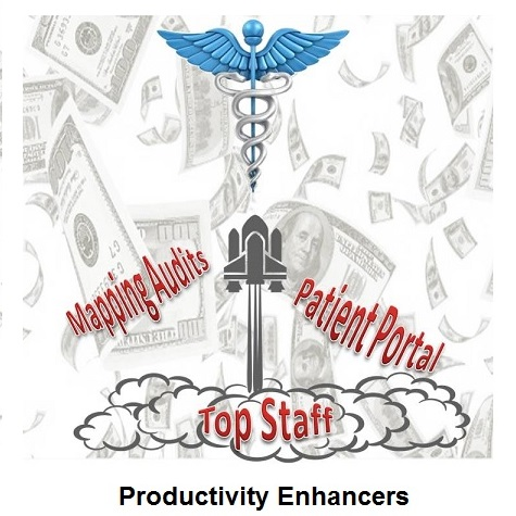 3 Productivity Enhancers to Boost Your Medical Practice Bottom Line - Featured Image