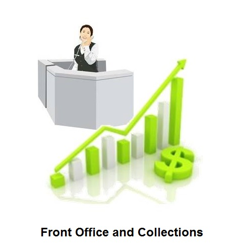 5 Tips to Improve Collection at Medical Practice by Front Desk - Featured Image