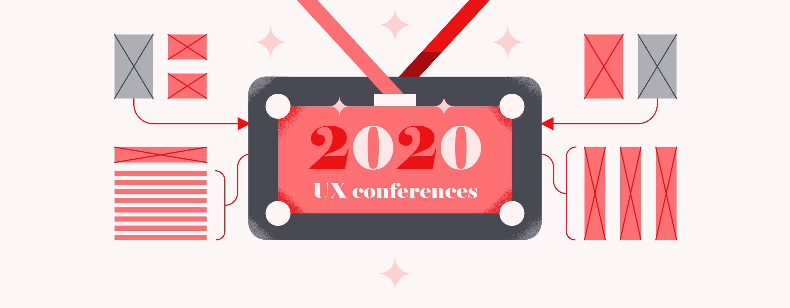The most interesting UX conferences in 2020
