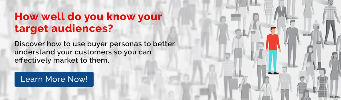 Discover how to use buyer personas