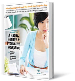 Image of UHA's Guide to a Happy Healthy Workplace