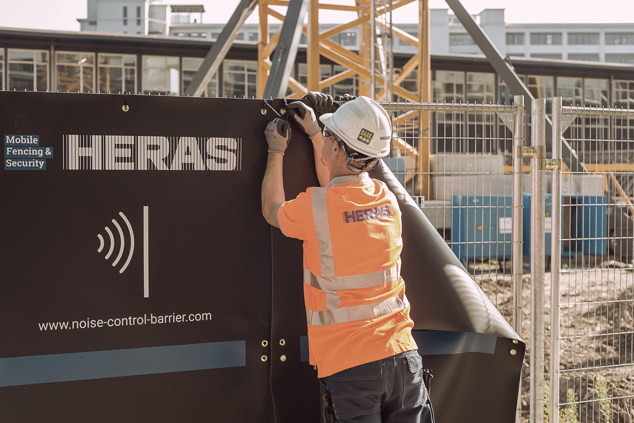 Heras acoustic barrier 2.0 noise control (4)