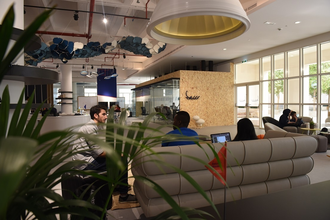 Sheraa Expands Its Work Space As The Center Works To Boost Entrepreneurship