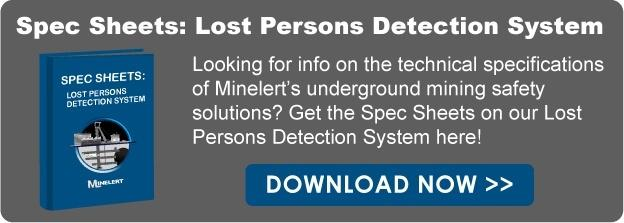 Lost Person Detection System