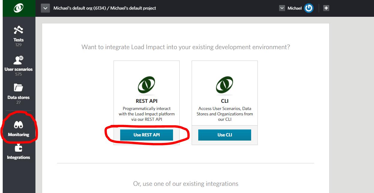 AWS CodeBuild Load Impact 4