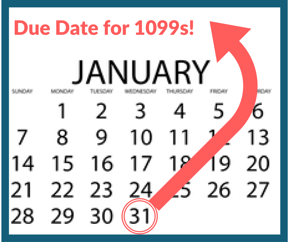1099s: Are You Ready for the January 31 Filing Deadline?