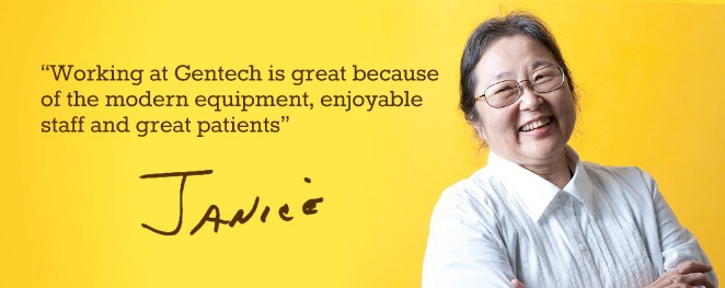 Gentle + Technology = Gentech Dentist