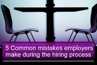 5 Common mistakes employers make
