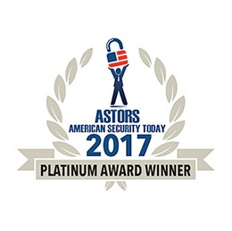 2017 Platinum ASTORS Award Winner