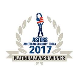 2017 Platinum ASTORS Award Winner