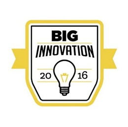 2016 Big Innovation Award Business Intelligence Group