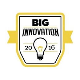 2016 Big Innovation Award Business Intelligence Group