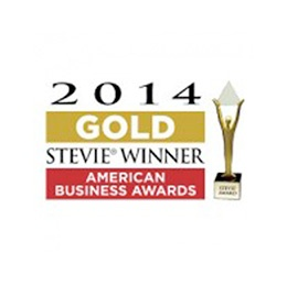Gold Stevie - 2014 American Business Awards