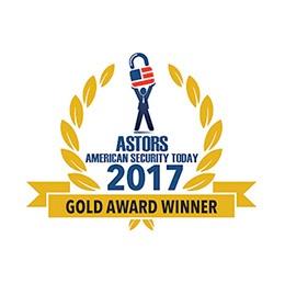 2017 Gold ASTORS Award Winner