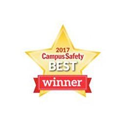 2017 Campus Safety Best Winner