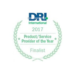 DRI International Awards of Excellence, 2017 Finalist