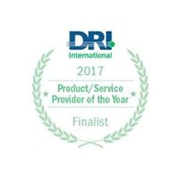 DRI International Awards of Excellence, 2017 Finalist