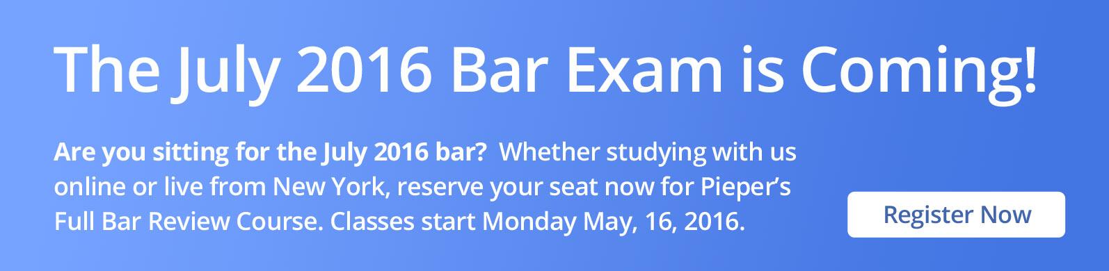 Barbri essay advantage