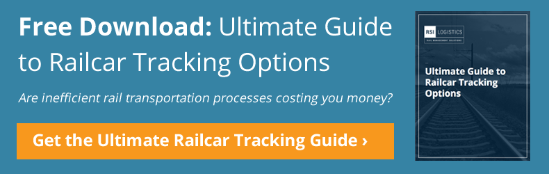 How Closely Should You Track Your Railcar Shipments? – RSI