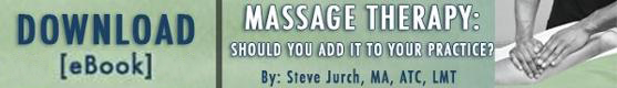 Massage Therapy eBook