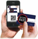 SpeedLine POS + Mercury StoreCard mobile gift/rewards/payment